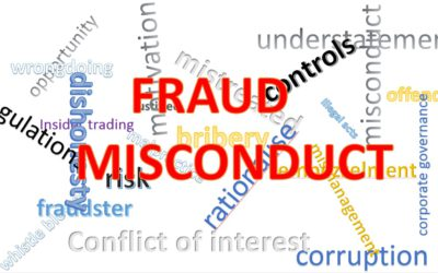 Fraud and misconduct – what is the difference
